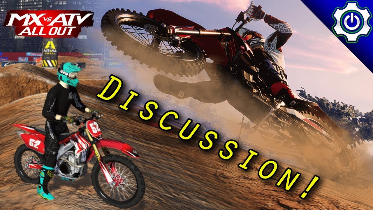 mx vs atv all out discussion mx vs atv supercross encore. Black Bedroom Furniture Sets. Home Design Ideas