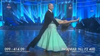 59-årige Ingemar Stenmark är smidig som få när han står på scenen i Let's dance