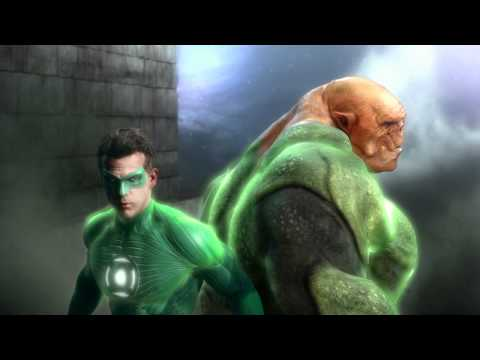 Trailer - GREEN LANTERN: RISE OF THE MANHUNTERS CG Teaser Trailer for DS, PS3, Wii and Xbox 360