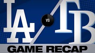 5/22/19: Garcia, Kiermaier belt homers in Rays' win