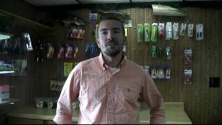 North Country Canoe Outfitters: Steven Bower