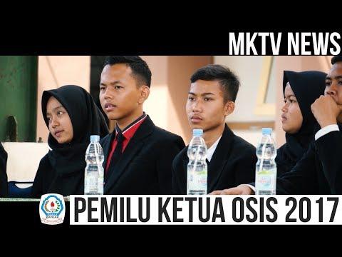 MKTV : PEMILU KETUA OSIS SMK NEGERI 1 BANJAR 2017