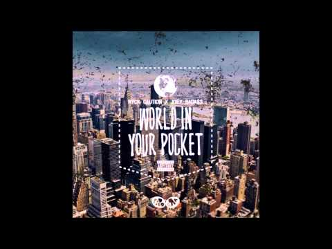 Nyck Caution - World In Your Pocket feat. Joey Bada$$ [Prod. by Chuck Strangers] (Lyrics)