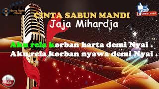 Cover images CINTA SABUN MANDI - Jaja Mihardja Dangdut Karaoke