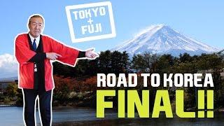 TOKYO + APPLE PEN EN EL MONTE FUJI - [Road to Korea 6]