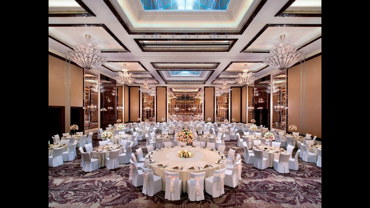 Why weddings at The St. Regis Singapore are luxurious ...