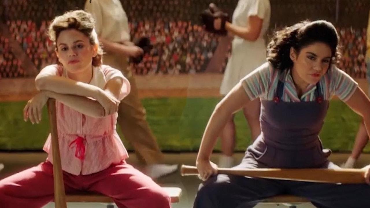 Download Drunk History: Vanessa Hudgens and Rachel Bilson Reenact A League of Their Own (Exclusive)