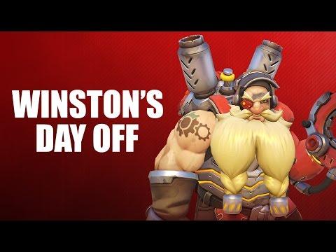 Winston's Day Off - videogamedunkey