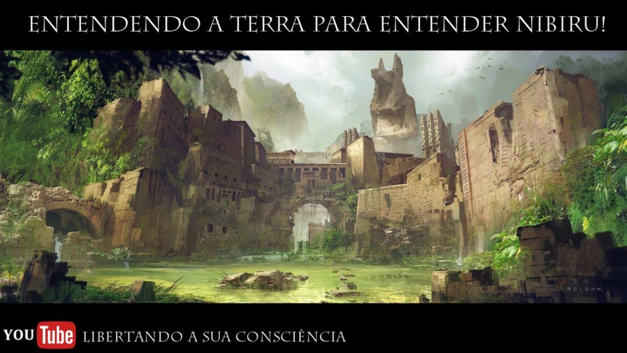 (102) - NIBIRU #01- ENTENDENDO A TERRA PARA ENTENDER