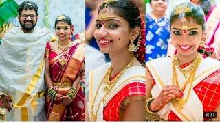 Chai bisket Actress sri Vidya wedding gallery | Girl formula