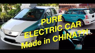 A Ride in Fully Electric Car BYD e6.. but..it's made in China! [4k 2160p]