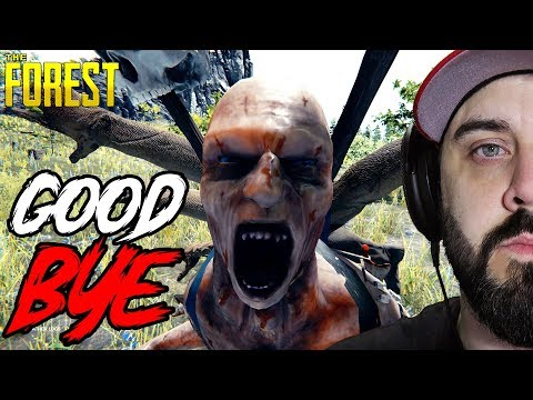 SAYING GOODBYE TO THE FOREST | The Forest | MEGA Challenge Final