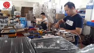 TBK Оборудование для ремонта мобильных телефонов Китай Фабрика производство Alles Asia
