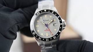 Le Jour Seacolt GMT LJ-SC-003
