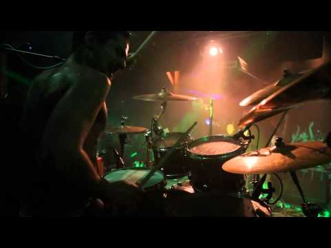 "Chris Daniel from VIZA drum cam - ""Midnight Hour"" Live"