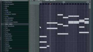 Rnb Instrumental on Fl Studio 8 (Free Download)