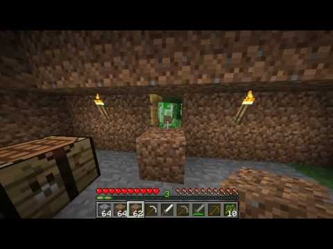 My Craft - Creepers, too many creepers [Episode 3] - YouTube