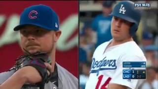 Highlights Cubs Take 3-2 Lead vs Dodgers in Game 5 of the NLCS