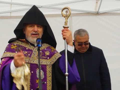 Армяне г. Иваново строят церковь!