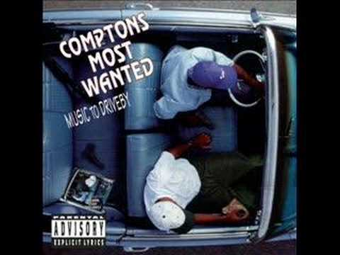 comptons most wanted hood took me under