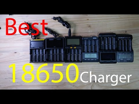 BEST 18650 Charger / Tester For DIY TESLA Powerwall