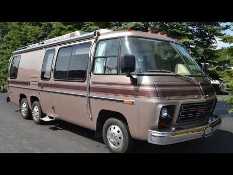 Gmc Motorhome For Sale >> 1976 Gmc Motorhome For Sale In Illinois Near Chicago Youtube