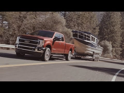 2020 Ford Super Duty F-250 King Ranch | Exterior, Interior, Towing