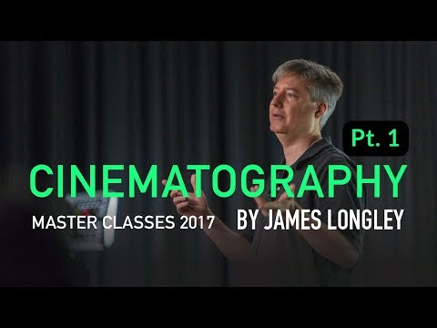 Cinematography with James Longley: Part 1