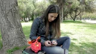 """""""Mi Dia con Furby"""" Daniela Castillo"""