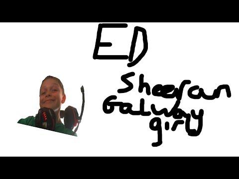 Ed sheeran 1 hour Galway Girl