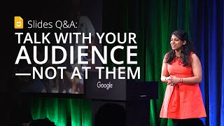 Introducing Slides Q&A: A new way to talk with your audience—not at them thumbnail