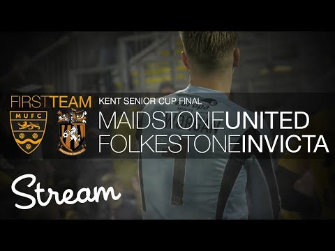 Maidstone United Vs Folkestone Invicta (25/04/18)