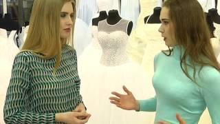 Платье невесты — изюминка торжества