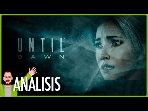 UNTIL DAWN | Review - Análisis | Jota Delgado HD