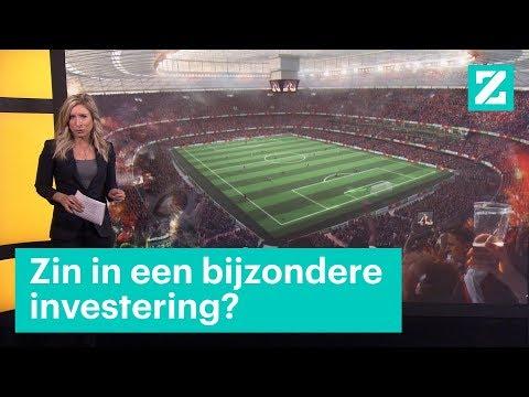 investeren in feyenoord stadion slim of risico b z zoekt uit