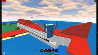 roblox can you survive a plane crash 6 on fire