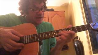 "How to play ""Mutilated Lips"" by Ween--from deaner"