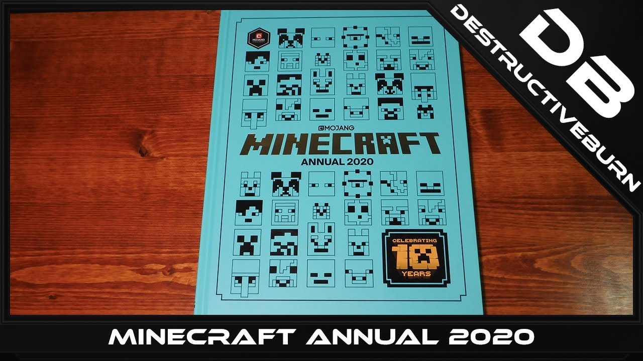 Nasher Grove City Library is in the Minecraft Annual 12 Book