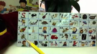 The 42 Sounds Of Jolly Phonics