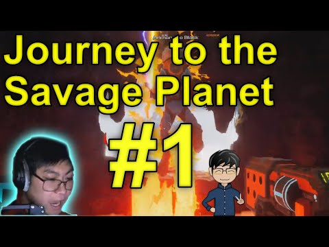 Journey to the Savage Planet: Playthrough 1 |