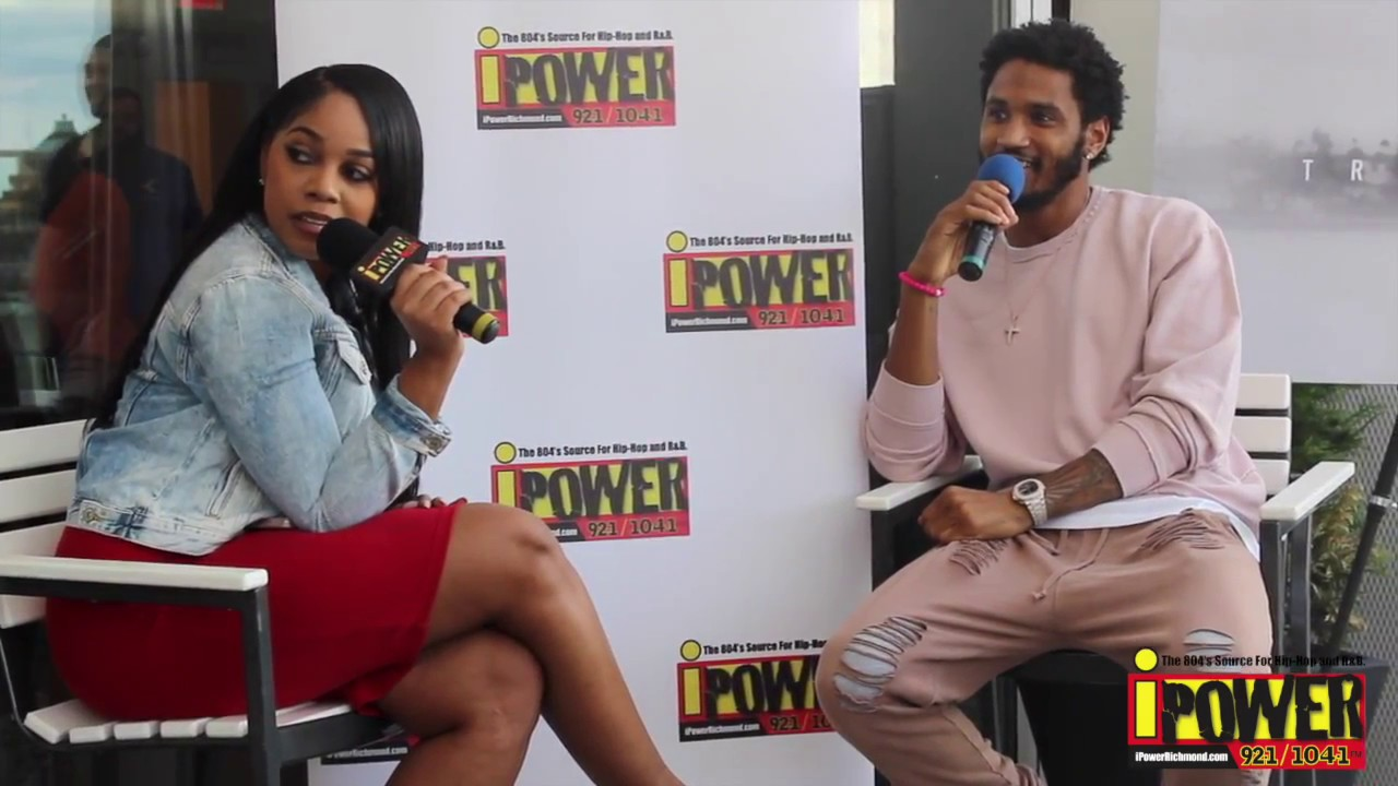 Paris Nicole Sits Down With Trey Songz Youtube