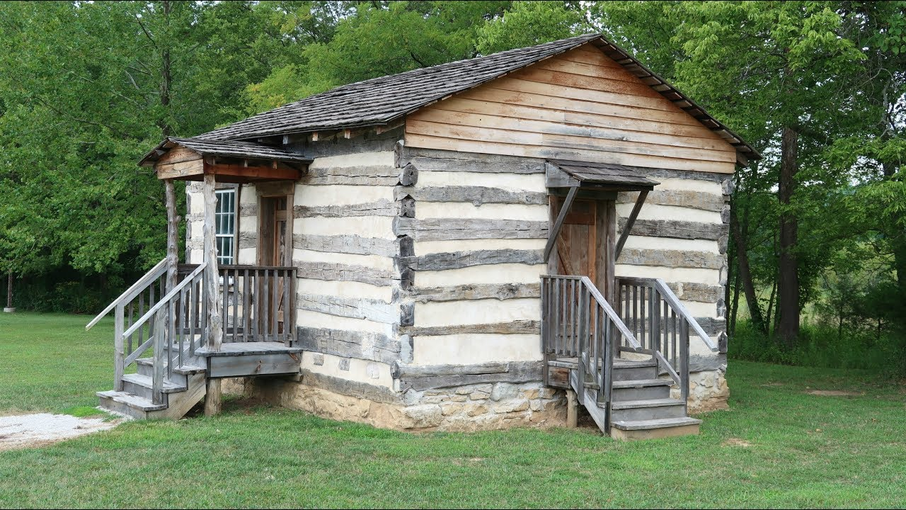 Log Homes Over 200 Years Old Still Standing Youtube