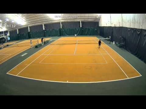 7 year old tennis player. U9 Tennis Ontario Championships