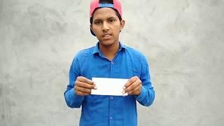 नोट का जादू सीखें Magic trick Revealed: in Hindi  5555555