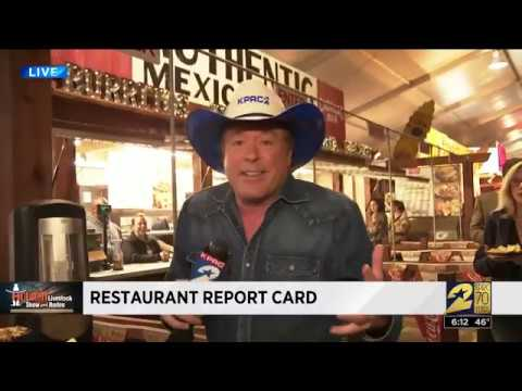 Making sure your rodeo food is safe (KPRC-TV report)