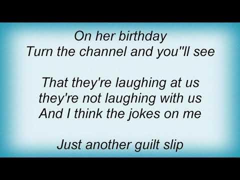 Scarling. - Crispin Glover Lyrics
