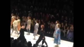 Mercedes Benz Fashion Week 2015: Алена Ахмадуллина