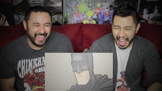 How Batman v Superman: Dawn of Justice Should Have Ended REACTION & DISCUSSION!!!