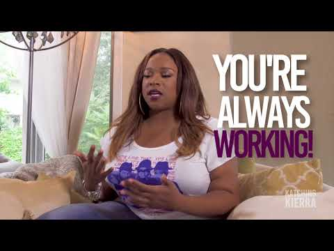 Kierra Sheard - The Working Woman: Her Money,  Her Man and Her Mask | KVlog 005
