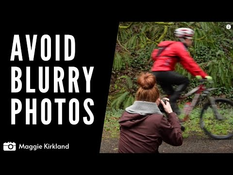 Avoid Blurry Photos: How to Capture A Moving Subject | Photography Hacker